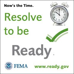 Resolve to be Ready in 2014